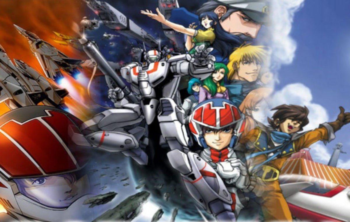 Sony plans on Developing Robotech Live-Action Movie