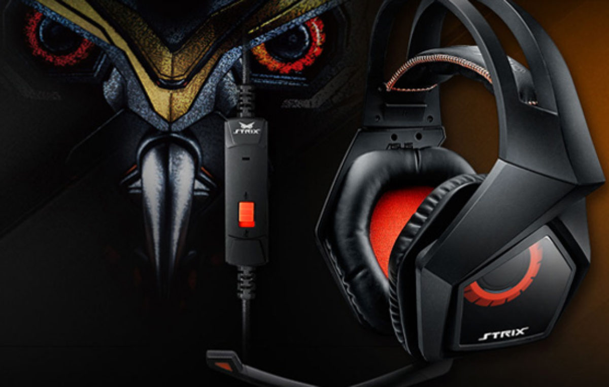 Unboxing & Review – ASUS Strix 2.0 Multi-Platform Gaming Headset