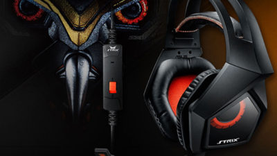 Unboxing & Review – ASUS Strix 2.0 Multi-Platform Gaming Headset