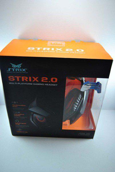 Strix 2.0 box front