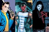 Arrow Casting on Damien Darhk, Mr. Terrific, and Anarky