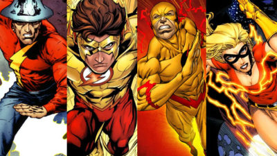 More Speedsters are Coming on The Flash Season 2