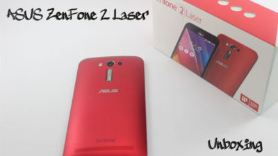 Check Out My Unboxing of the ASUS ZenFone 2 Laser 5.5 (ZE550KL)