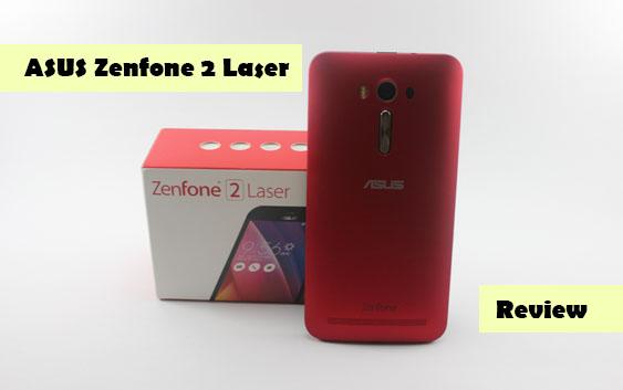 Review – ASUS Zenfone 2 Laser