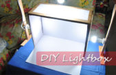 DIY – How to Make a Lightbox for Model/Miniature Photography