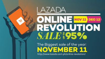Lazada's Biggest Online Christmas Sale of the Year