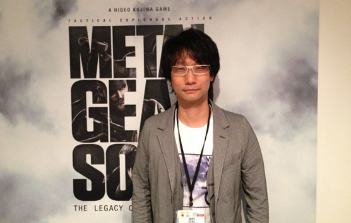 Hideo Kojima Allegedly Banned in The Game Awards 2015