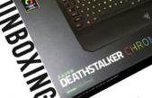 Unboxing the Razer Deathstalker Chroma Gaming Keyboard