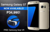 Samsung Galaxy S7 and S7 Edge now available for Pre-Order on Lazada