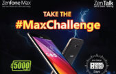 Take the Asus #MaxChallenge