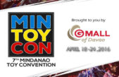 The 7th Mindanao toy Convention Starts Today