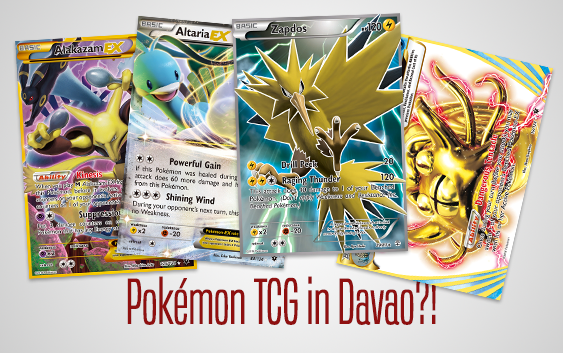 Calling All Pokemon Trainers in Davao City!