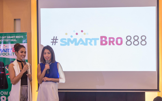 Smart Bro 888 Tour in Davao with MJ Lastimosa and Gretchen Ho + Giveaway!