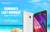 Asus ZenFone Go Drops its Prices for their Summer's Last Hurrah Promo