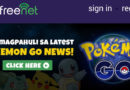 Get the Most out of Your Pokemon GO Experience with Freenet and PayMaya