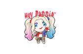 Look! Suicide Squad Facebook Stickers!