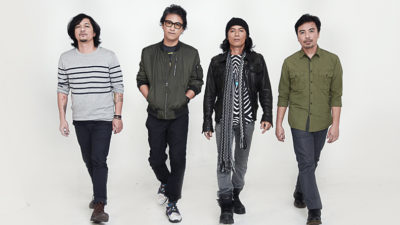 Eraserheads Together Again for #SmartAllOutSurf Promo