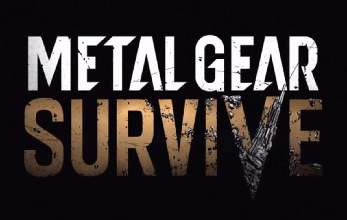 Konami Announces New Metal Gear Game without Hideo Kojima