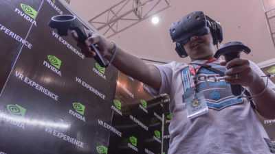 My Nvidia VR Experience Courtesy of ASUS Philippines