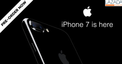iPhone 7 Now Available for Pre-Order on Lazada