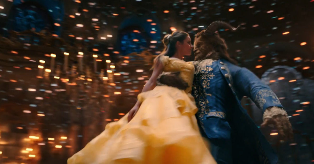 Watch the First Full Trailer of Disney's Beauty and the Beast