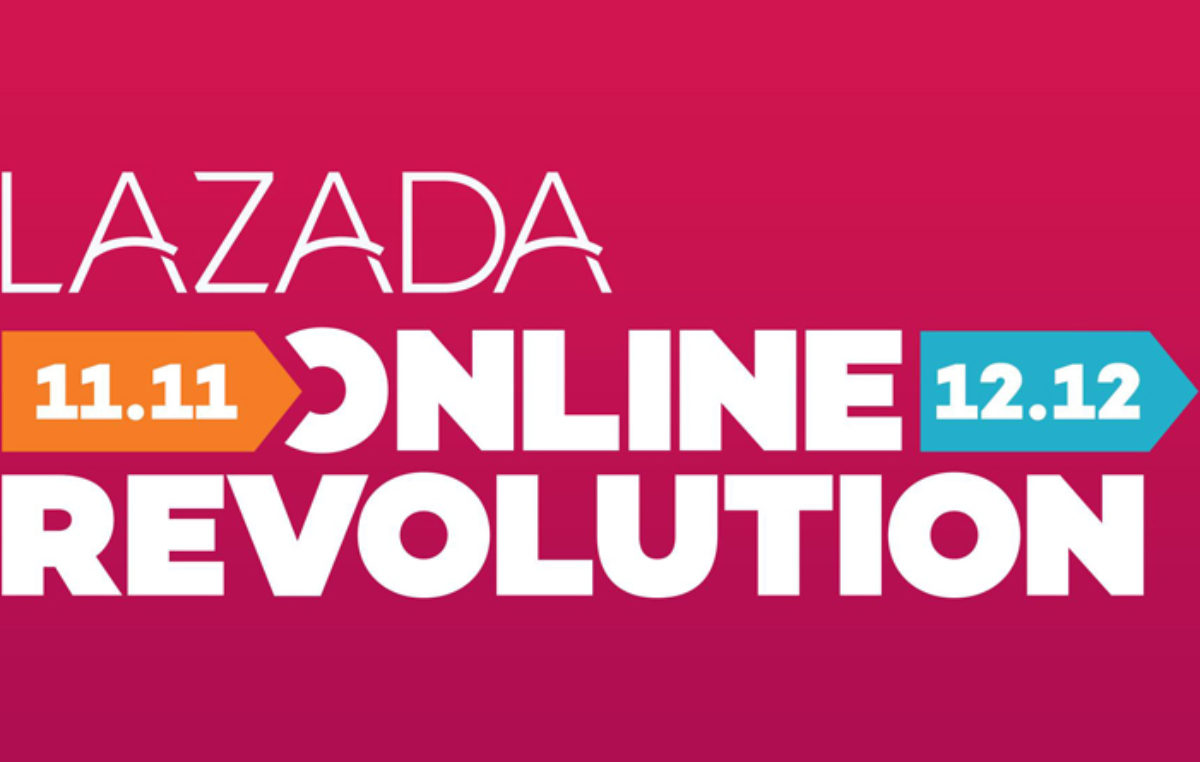 Lazada Online Revolution 2016 is Here and is on Full Swing