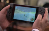 Jimmy Fallon Takes the Nintendo Switch for a Spin