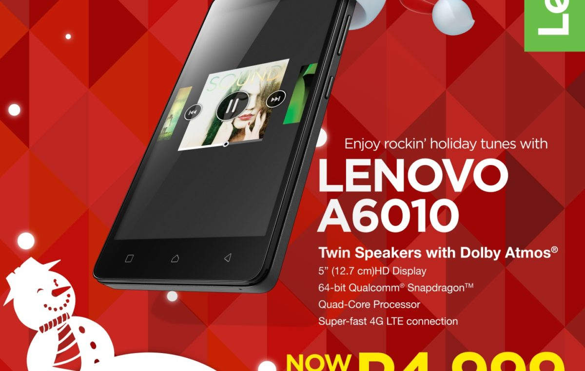 Merry Trendy Christmas – Check Out This Lenovo Holiday Promo
