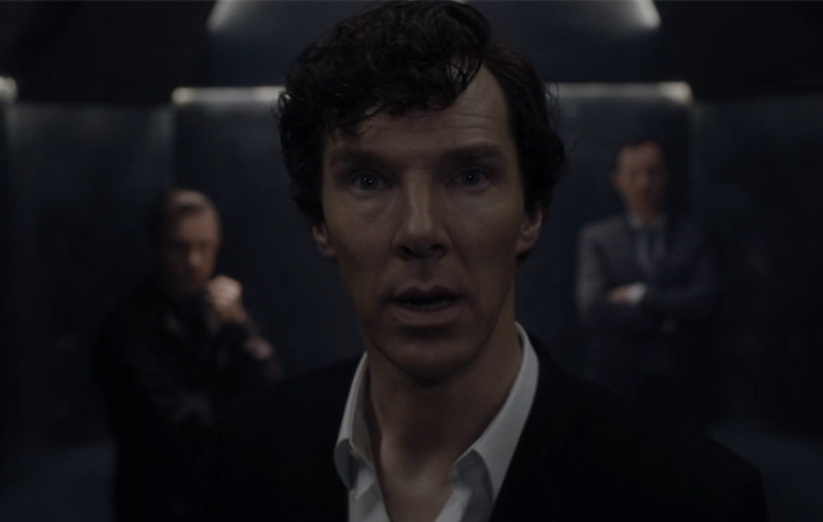 The 2nd Teaser for Sherlock Series 4 is Out and Release Date