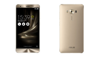 Zenfone 3 Deluxe Now Available in the Philippines