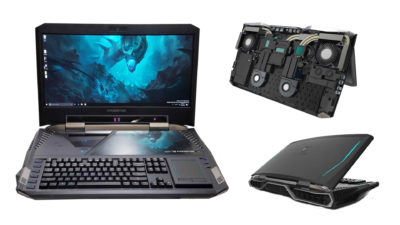 The Predator 21 X, Acer's Monster Gaming Laptop Priced at $8,999