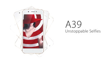 OPPO A39 Now Available in the Philippines