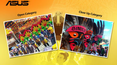 Join the ASUS ZenFone Sinulog 2017 Photo Contest