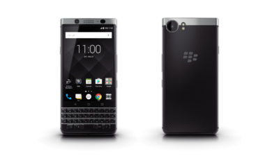Blackberry KEYone – Bringing the Physical Keyboard Back