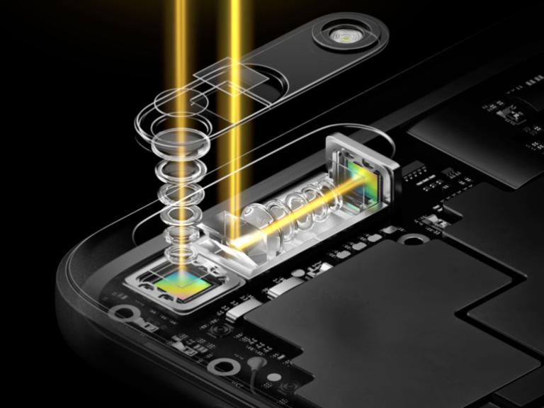 OPPO 5x Zoom Tech