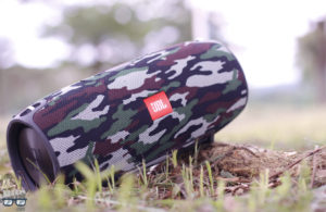 JBL Xtreme Portable Bluetooth Speaker Unboxing and Review