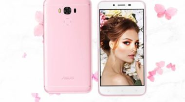 ASUS ZenFone 3 Max Rose Pink and Sand Gold Now Available