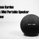 Harman Kardon Onyx Mini Portable Bluetooth Speaker Review