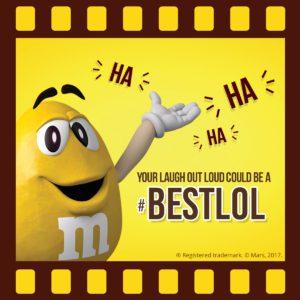 M&M'S Screenbite Awards BestLOL