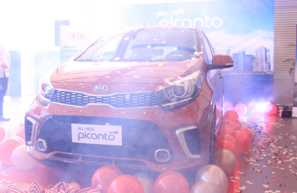 Kia Motors Philippines Launches their All-New Picanto
