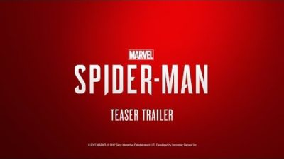 New Marvel's Spider-Man PS4 Teaser Trailer Released