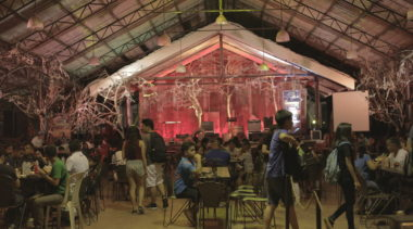 Spend your Halloween with Food, Arts, and Music at Mga Handuraw sa Baul 2017