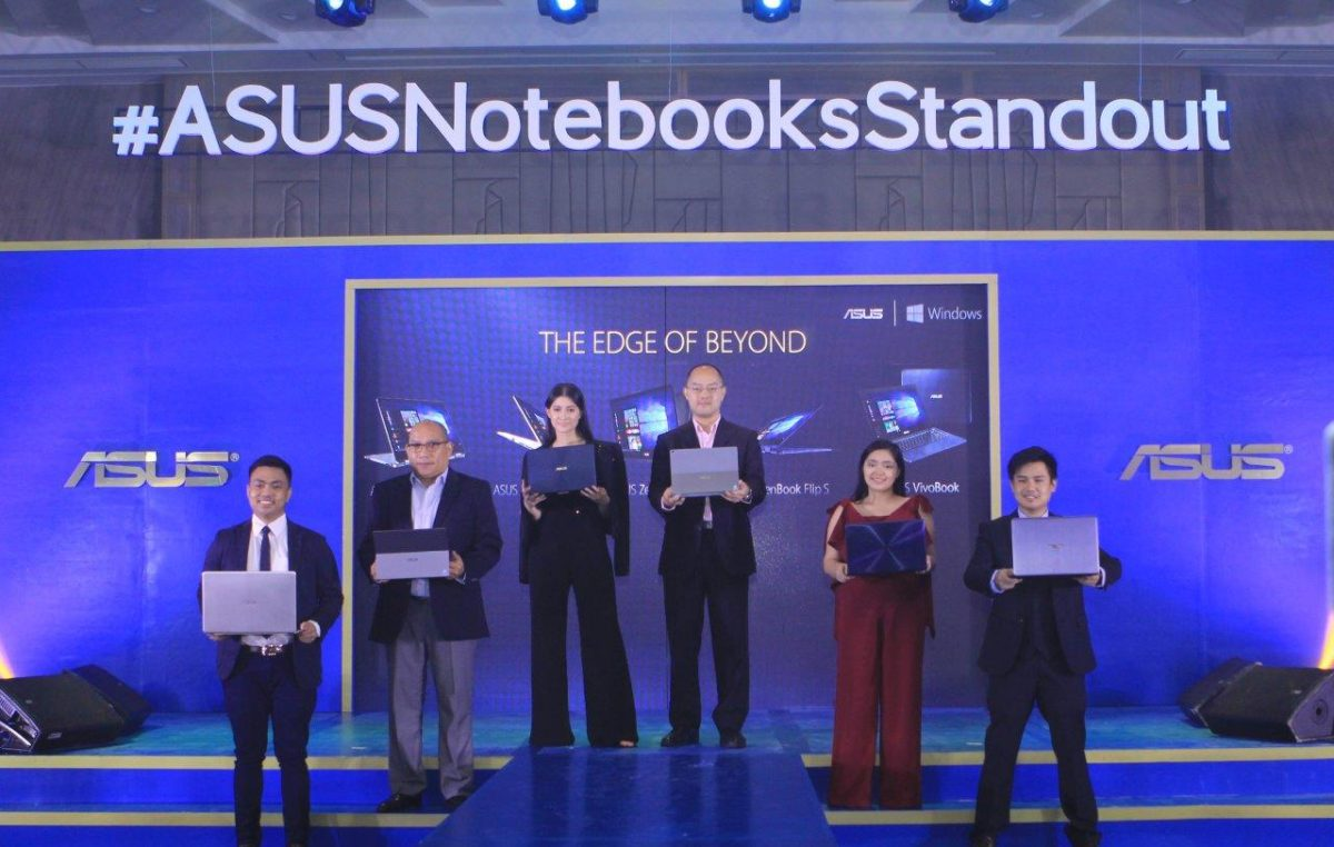 ASUS Introduces Their Thinnest and Lightest Laptops and a New Endorser