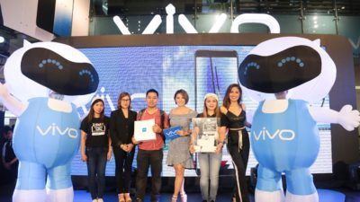 Vivo V7 Re-Launch Led by Vivo's Newest Local Ambassadors