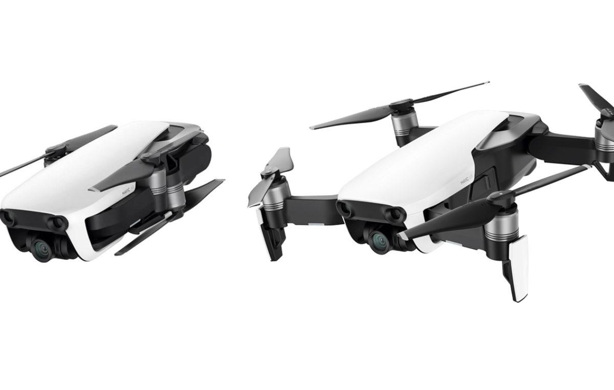 DJI Announced their Newest Portable Drone, the DJI Mavic Air