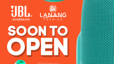 First JBL Flagship Store in Davao City to Open in SM Lanang Premier