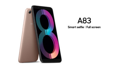 OPPO A83 Launched – Specs, Price, and Availability