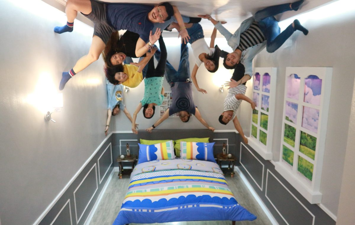 Check Out the First Upside Down House Museum in Davao