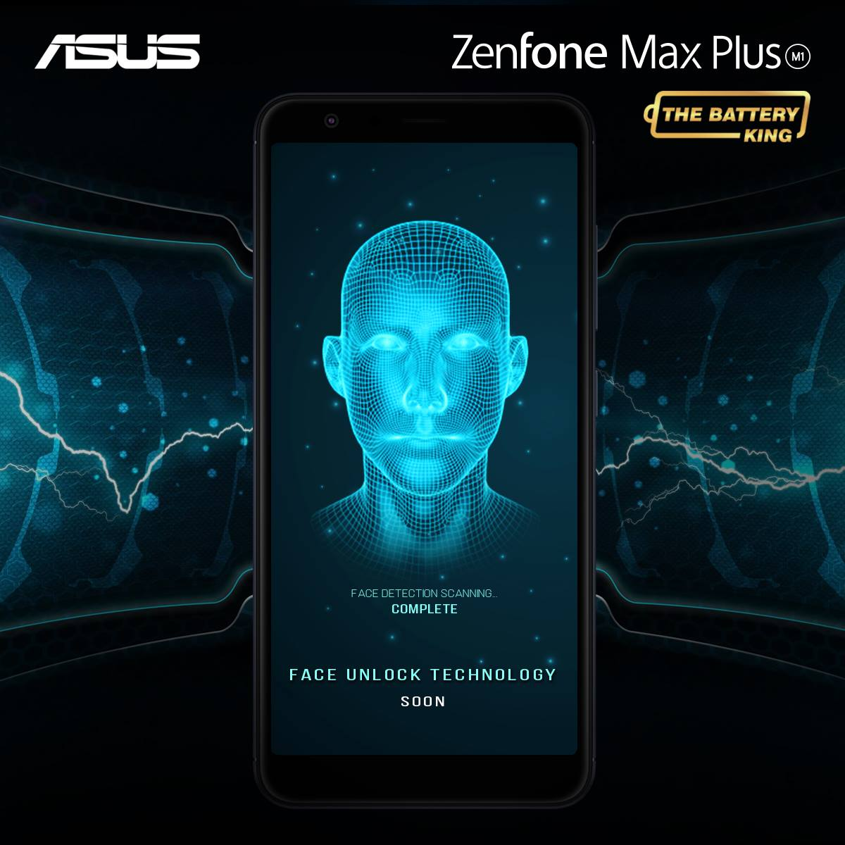 asus ph teases the zenfone 4 max plus m1 what we know so far. Black Bedroom Furniture Sets. Home Design Ideas
