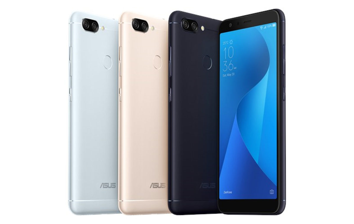 The Zenfone Max Plus M1 Price is Php 11,995, Now on Pre-Registration